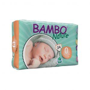 BAMBO PREMATURE 0 (1-3KG) 24KOM
