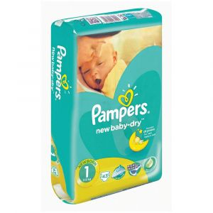 PAMPERS PELENE 1 NEW BORN 2-5 kg A43 4945