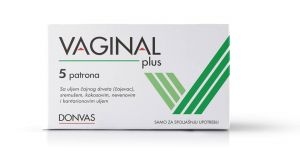 VAGINAL PLUS VAG A 5-DONVAS