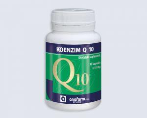 KOENZIM Q10, 10 mg ANAFARM