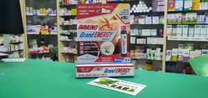 IMMUNO GRAND ENERGY SHOT 1X25ML