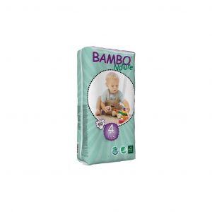 BAMBO MAXI 4 VELIKO PAK.7-18KG 60KOM