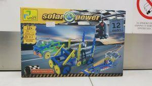 SOLAR POWER VOZILO UAMO791
