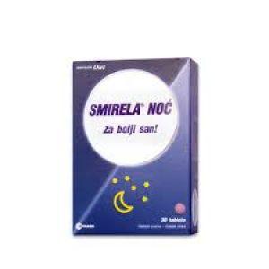 SMIRELA NOC TABL A30 0867