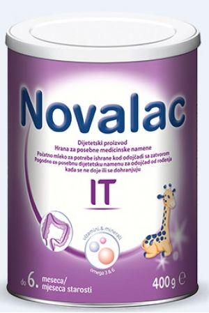 NOVALAC IT1 0-6M(ZATVO)400G 1104
