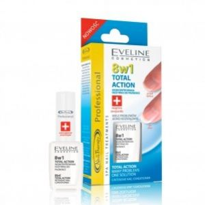 EVELINE NAIL TOTAL ACTION 8U1