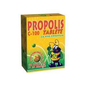 PROPOLIS C-100 TABLETE