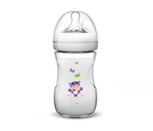AVENT FLASICA NATURAL HIPPO 260ML 7667