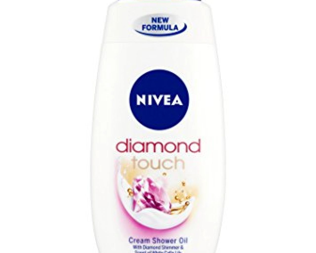 NIVEA DUSH GEL 250ML DIAMOND TOUCH 80750