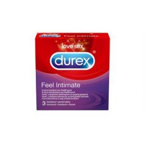 DUREX FEEL INTIMATE