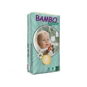 BAMBO MIDI 3 VELIKO PAK (5-9KG) 66KOM