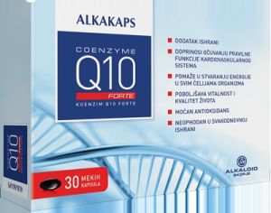 ALKAKAPS COENZIM Q10 FORTE 30X30MG