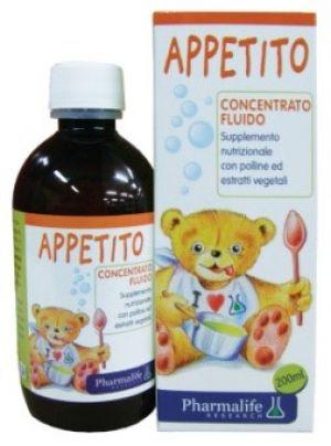 APETITO SIRUP 200 ML