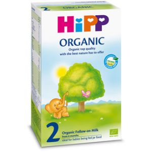 HIPP MLEKO 2 ORGANIC 300G 2058