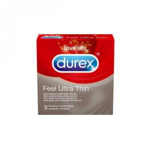 DUREX  FEEL ULTRA THIN 3KOM