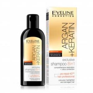 EVELINE HAIR ARGAN SHAM8U1 150ML