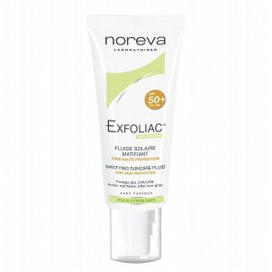 EXFOLIAC MATIRAJUCI FLUID SPF.50+ 40ML