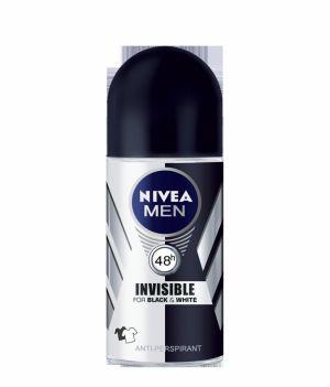 NIVEA MEN ROLL-ON INV.B&W 50ML 82245