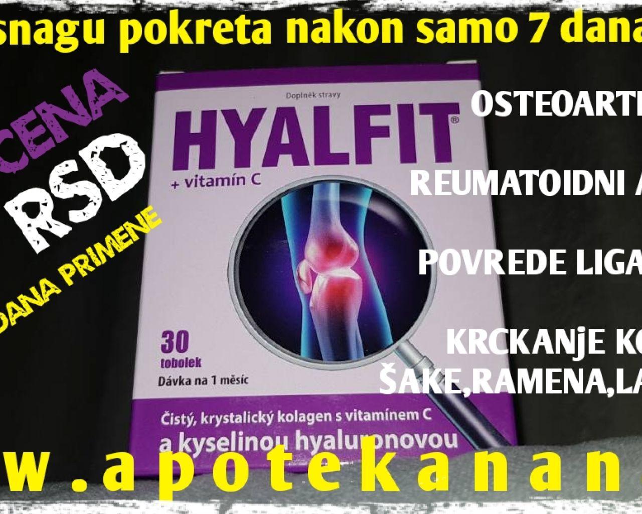 HYALFIT KAPSULE 30 komada