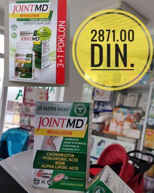 JOINT MD REVOLUTION TABL A30