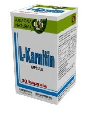 L-KARNITIN 30 KAPS ARIZONA NATURAL