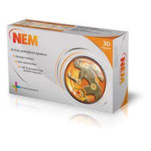 NEM CAPS 30X500MG