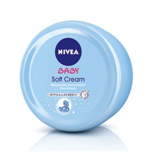 NIVEA KR.SOFT BABY 200ML 86114 (86128)