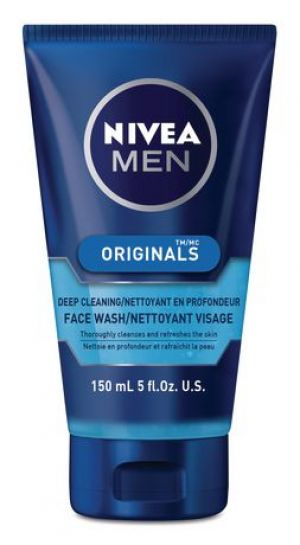 NIVEA MEN GEL ZA CISCENJE LICA 150ML 81352