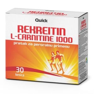 L-CARNITIN REKREITIN 1000 PRASAK