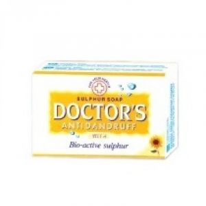 DOCTOR'S SAPUN ANTIDANDRUF 100G 9059