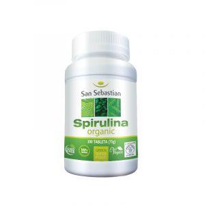 SPIRULINA TABL 600X250MG