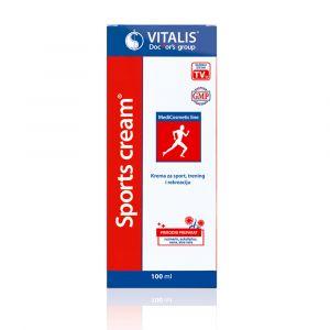 VITALIS SPORTS CREAM 100ML